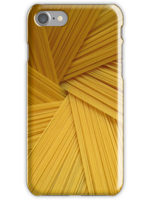 Spaghetti 1 (T-Shirt & iPhone case) by Lenka
