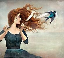 The Little Thief by ChristianSchloe