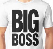 BIG BOSS (Black) Unisex T-Shirt