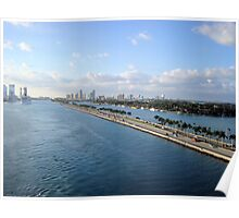 Port of Miami Poster