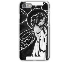 Butterfly touch iPhone Case/Skin