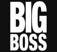 BIG BOSS (White) by Koukiburra