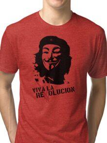 Viva la Revolución Tri-blend T-Shirt