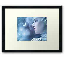 We've Been Falling For All This Time Framed Print