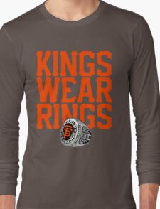 Giant Amongst Kings Long Sleeve T-Shirt