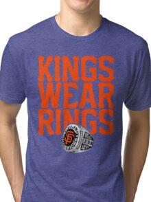 Giant Amongst Kings Tri-blend T-Shirt