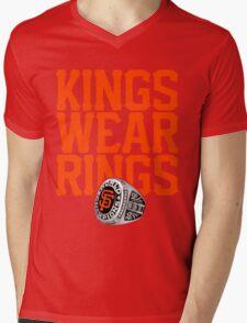 Giant Amongst Kings Mens V-Neck T-Shirt