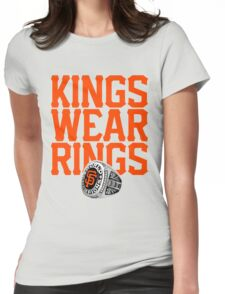 Giant Amongst Kings Womens Fitted T-Shirt