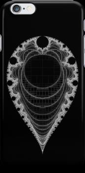 Inverted Mandelbrot I by Rupert  Russell