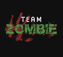 Team Zombie T-Shirt by J.H. Rackharrow