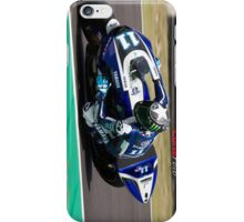 Ben Spies in Mugello iPhone Case iPhone Case/Skin