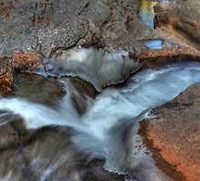 Ribbon creek III by zumi