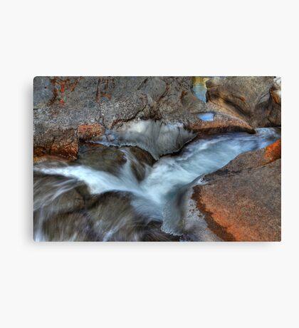 Ribbon creek III Canvas Print