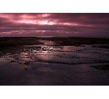 CLOVELLY AT SUNRISE Photographic Print