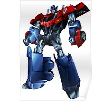 Robots in Disguise Optimus Prime Poster