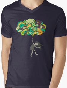 Dreams Mens V-Neck T-Shirt