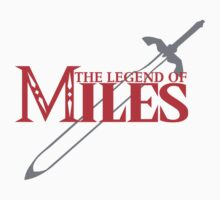 The Legend of Miles Kids Clothes