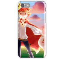 King Cryaotic to the rescue! iPhone Case/Skin