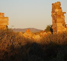 Quorn, South Australia by Congolli
