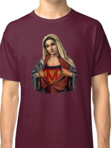 Supermary Street Art Classic T-Shirt