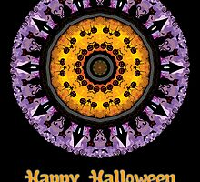 Happy Halloween Kaleidoscope 2011 by fantasytripp