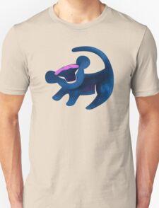 Simba (Dark Blue) Unisex T-Shirt