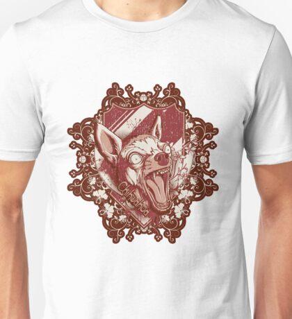 Angry Dog Pet Chihuahua Unisex T-Shirt