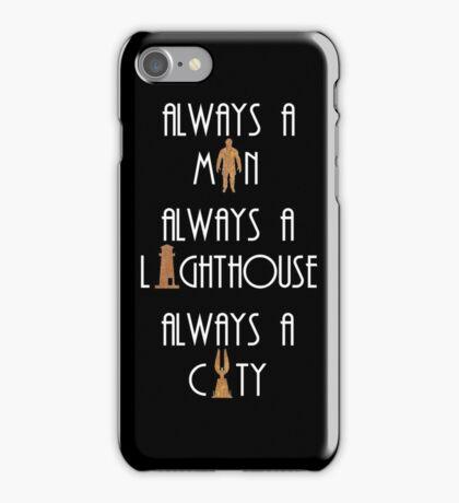 Bioshock Infinite - Always iPhone Case/Skin