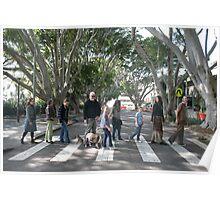 Laman Street Pilgrimage Poster