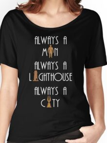 Bioshock Infinite - Always Women's Relaxed Fit T-Shirt