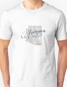 Arizona State Typography T-Shirt