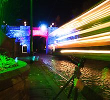 Spooky Night at Crich by Elaine123