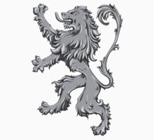 Griffin Family Crest Symbol by TDSwhite