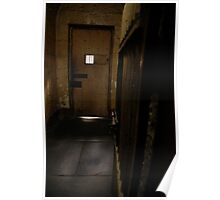 gaol cell Poster
