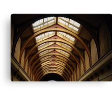 gaol roof Canvas Print