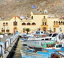 Kalynos harbour by Gary Heald LRPS