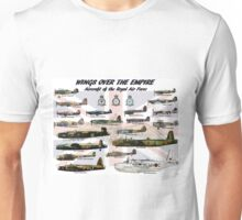 Wings over the Empire  Unisex T-Shirt