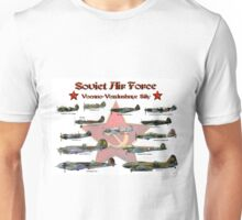 Soviet Air Force Unisex T-Shirt