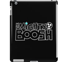 The Mighty Boosh – White Stencilled Writing & Mask iPad Case/Skin