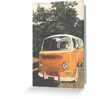 Little Miss Sunshine Greeting Card