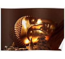 Thailand buddha Poster