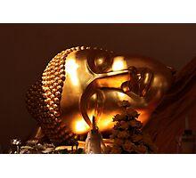 Thailand buddha Photographic Print