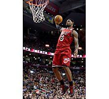 Lebron James Miami Heat Photographic Print