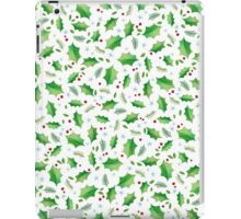 Holly and the Evergreen iPad Case/Skin