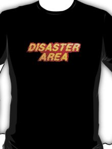 Disaster Area T-Shirt