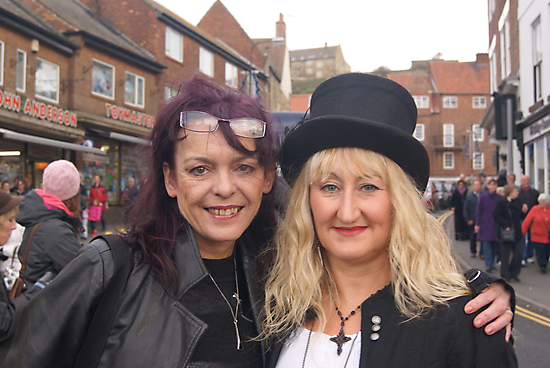 The Goth Weekend at Whitby, Oct 2011. 19 by TREVOR34