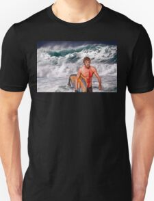 Pipeline Surfer 3 T-Shirt