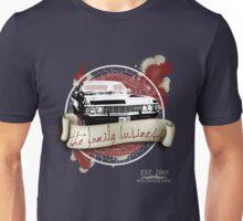 Supernatural - Impala Unisex T-Shirt