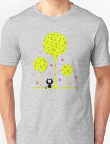 Tree Abstraction4 T-Shirt