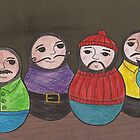 Movember by Kelly Gatchell Hartley